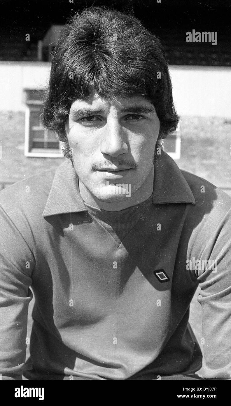 Wolverhampton Wanderers footballer Phil Parkes 6/8/71 - Stock Image