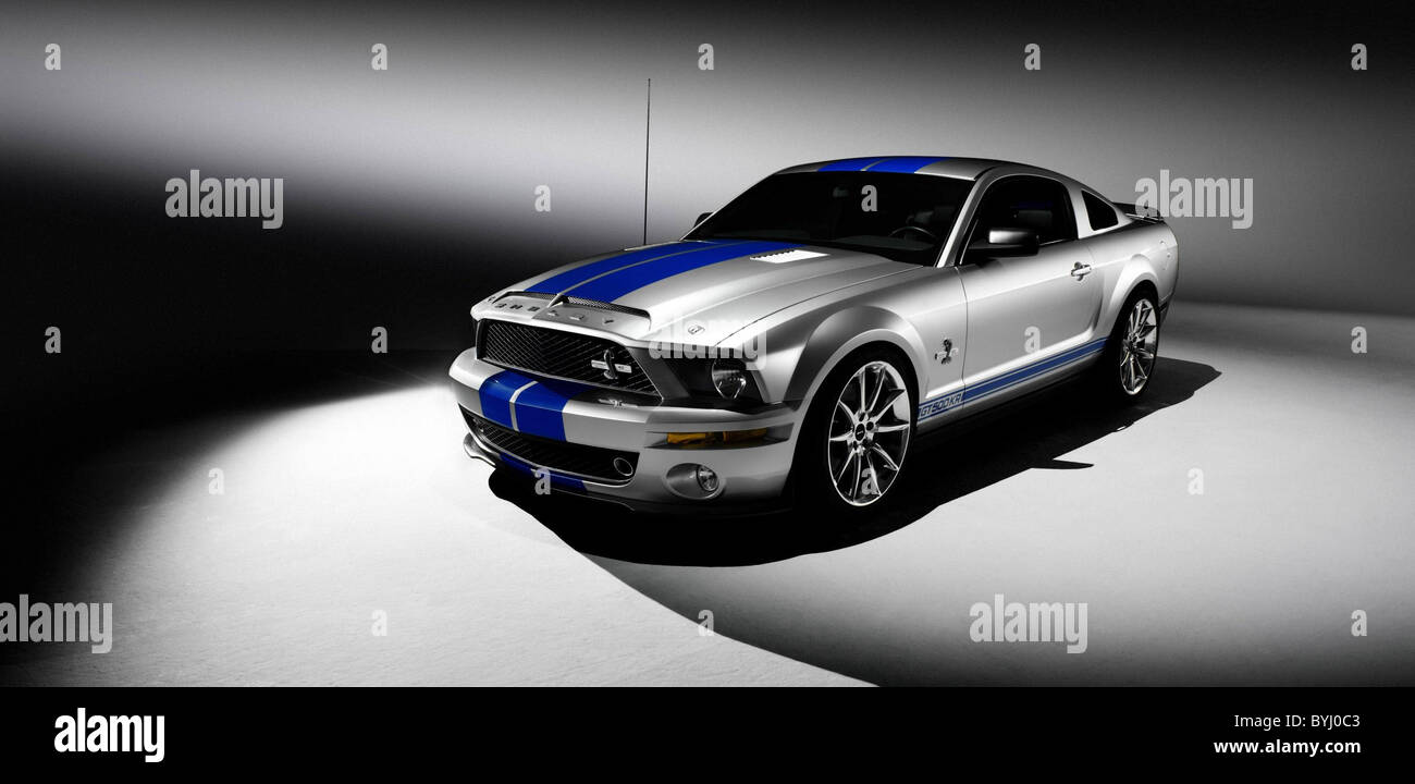 The king of the road mustang ford shelby gt500kr celebrating the 40th anniversary of the original shelby cobra gt500kr