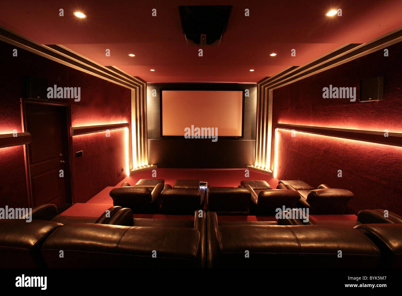 The Stag - Skywalker-inspired Home Theatre Electronic House has ...