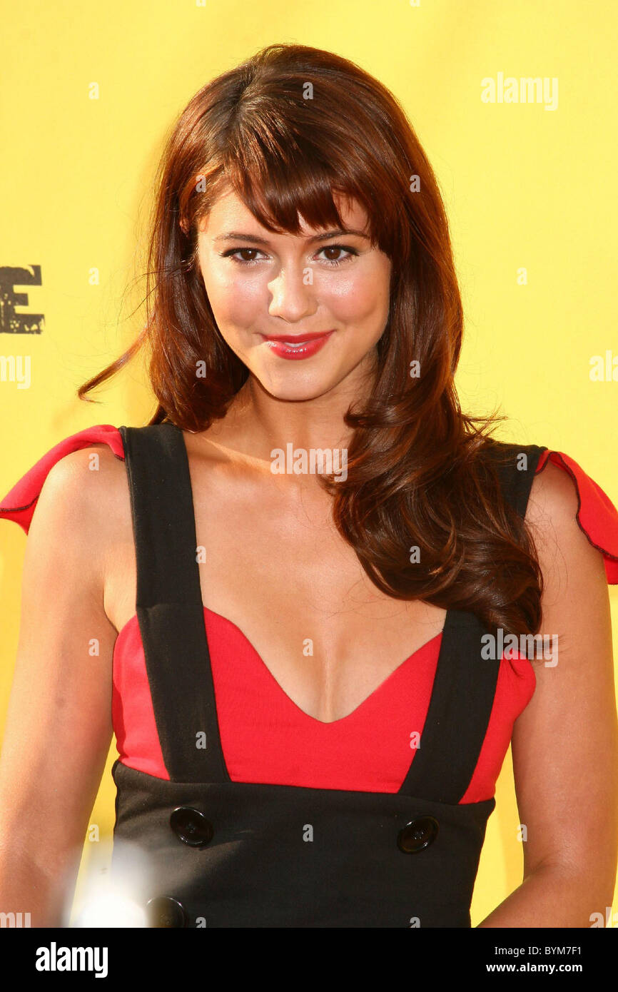 "Mary Elizabeth Winstead First Annual Spike TV's ""Guy Choice"" Awards held at  Radford Studios - Red carpet arrivals Los Angeles,"
