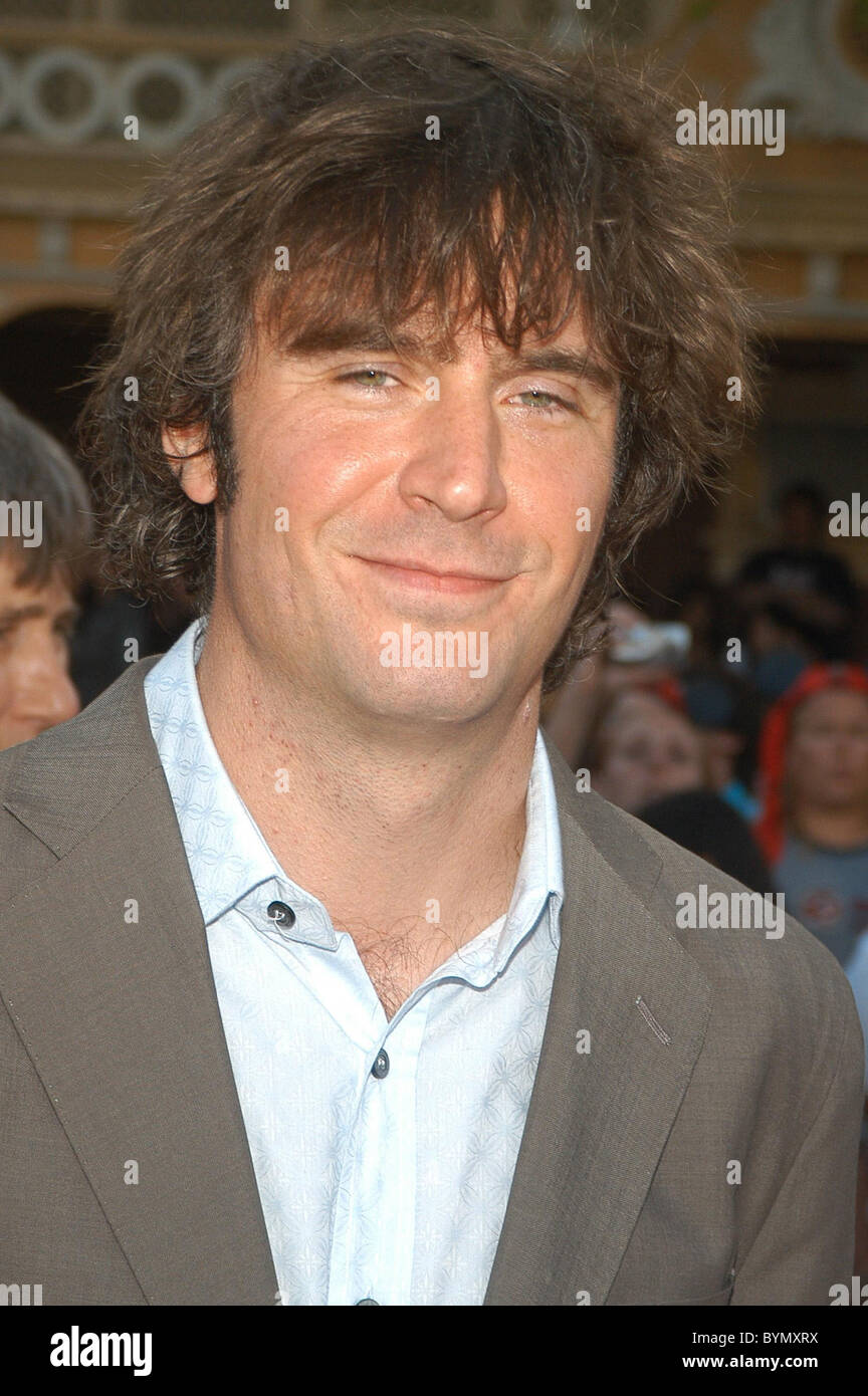 Jack Davenport World Premiere of Walt Disney Pictures 'Pirates Of The Caribbean: At World's End' held - Stock Image