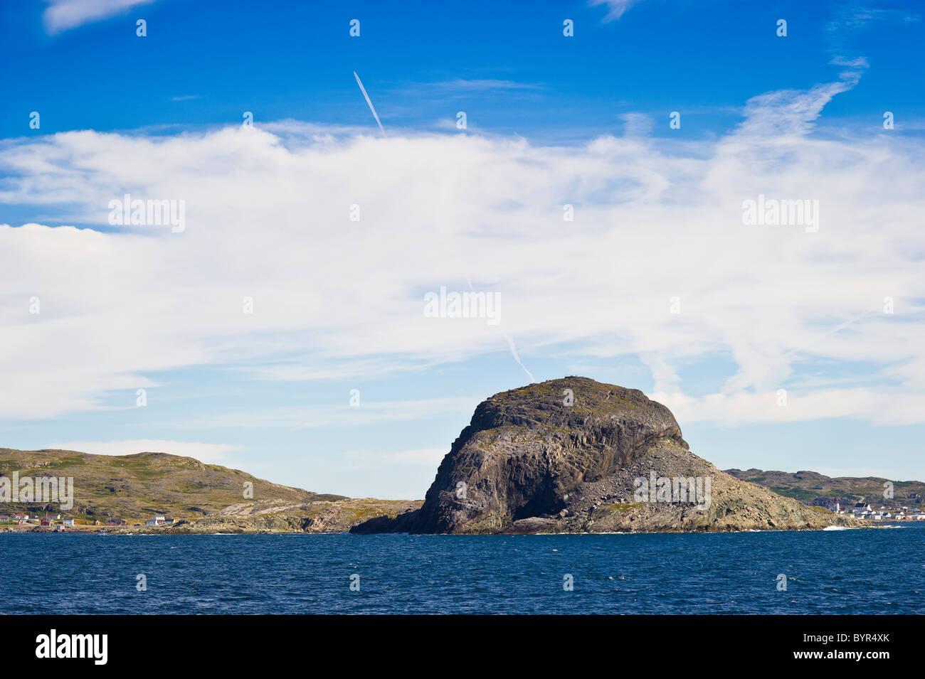 Brimstone Head Fogo Island Newfoundland Flat Earth Society Four