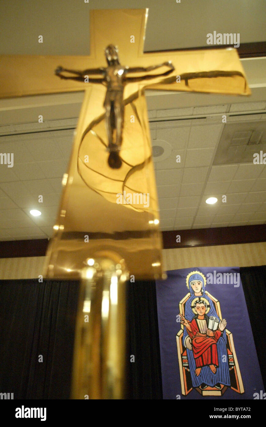 The Catholic Bishop Conference Was Held Over 3 Days At The Hyatt