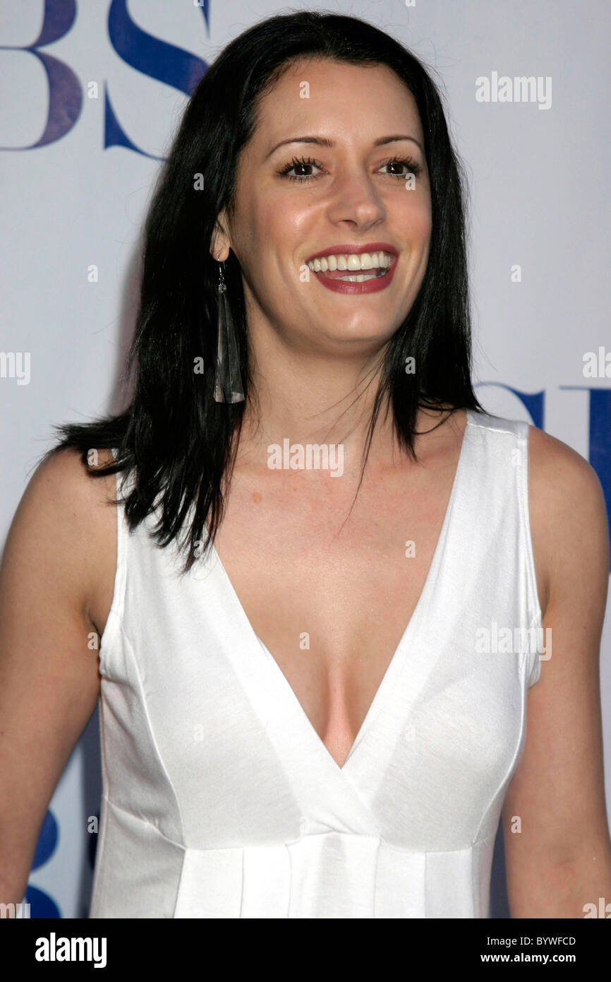 Paget Brewster Cbs Summer Press Tour Stars Party 2007 At The Wandsworth Theatre Westwood