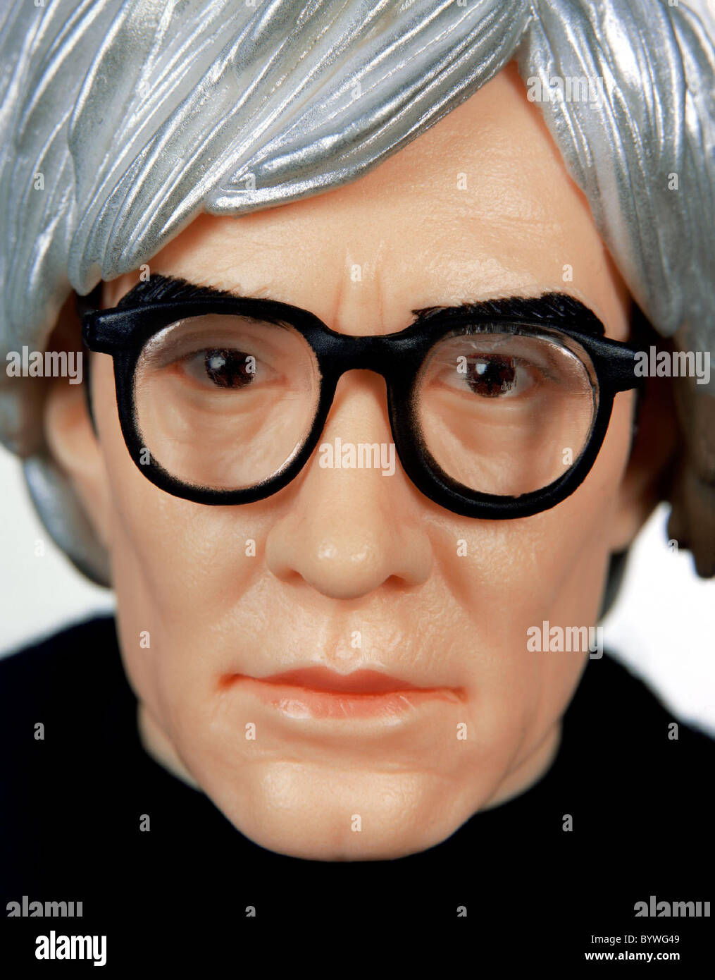 Toygiant See Andy Warhols Famous Haircut Trimmed By Edward Stock