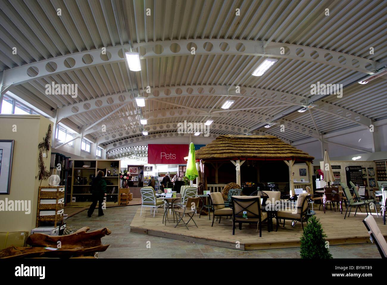 Garden Centre: Hayes Garden Centre Ambleside Stock Photo: 34373929