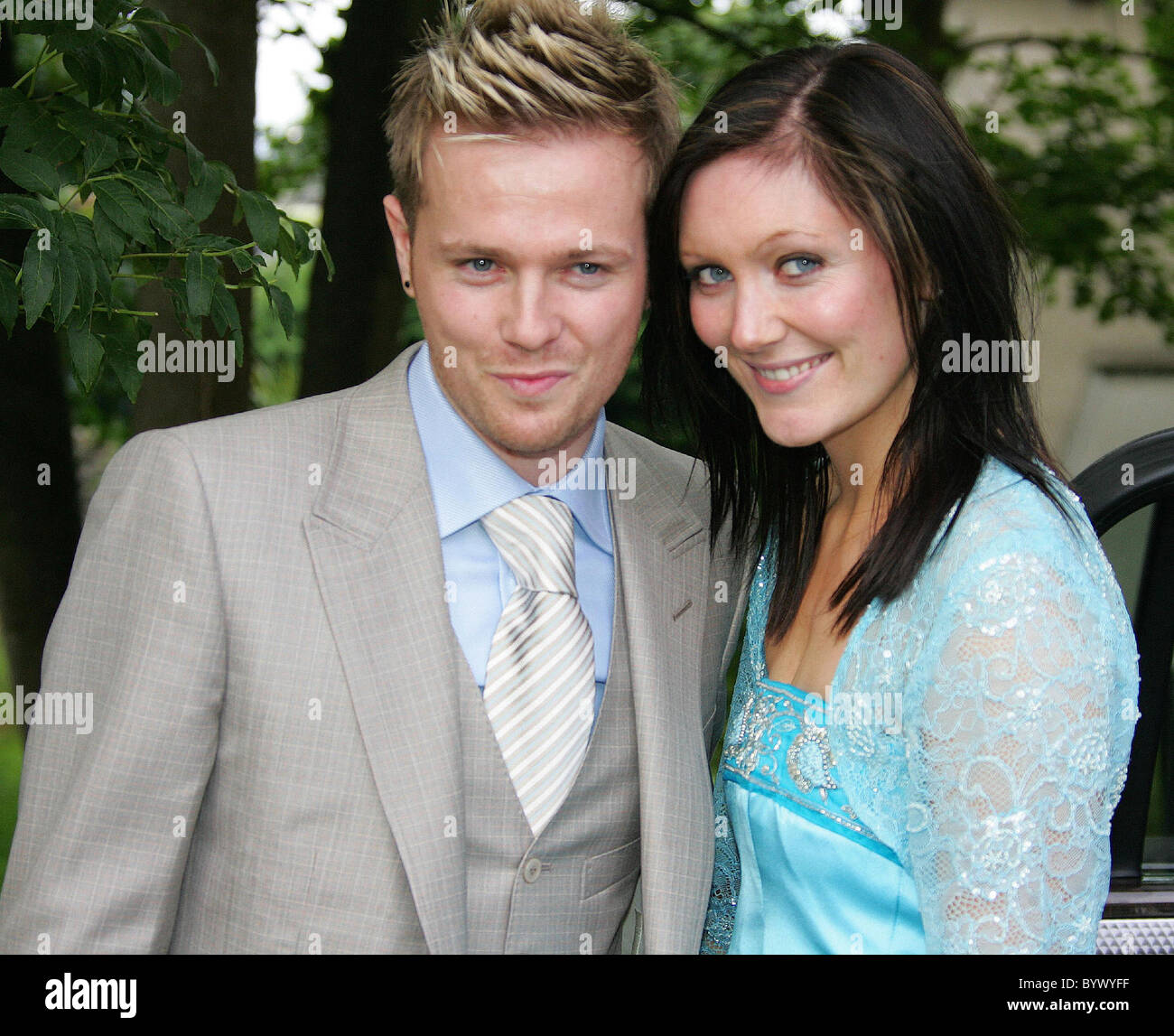 Nicky and his