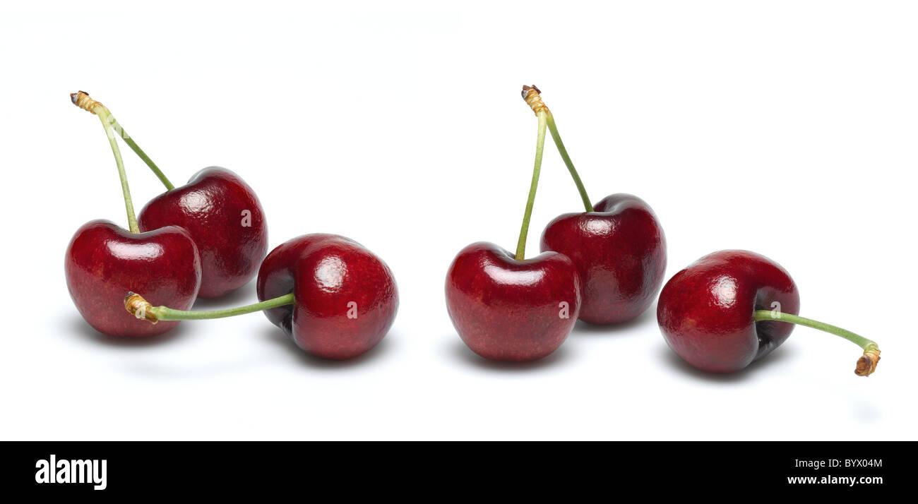 Cherries - Stock Image
