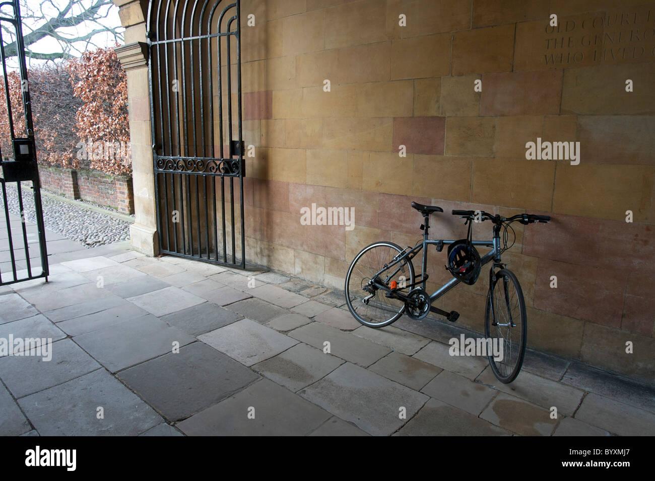 Cambridge University - Stock Image