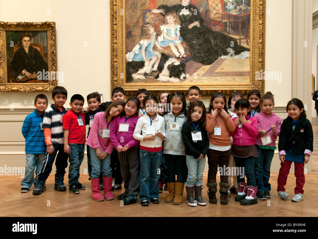 Metropolitan Museum Of Art New York City Public Elementary School