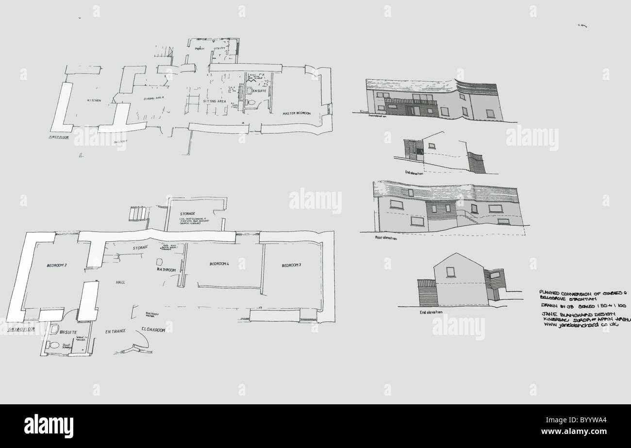Architectural Drawing Stock Photos Architectural Drawing Stock