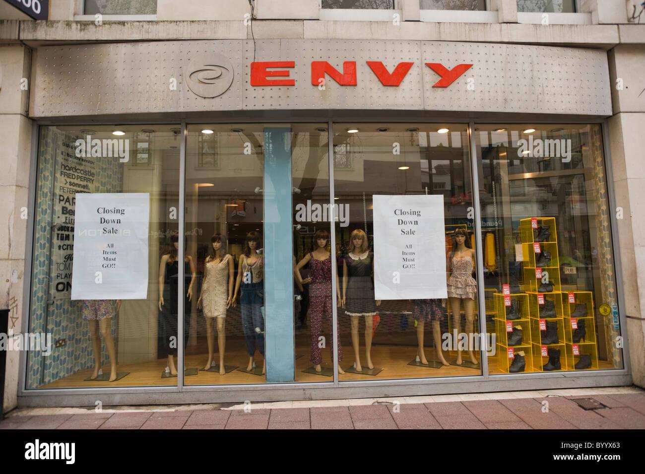 Envy u clothing store