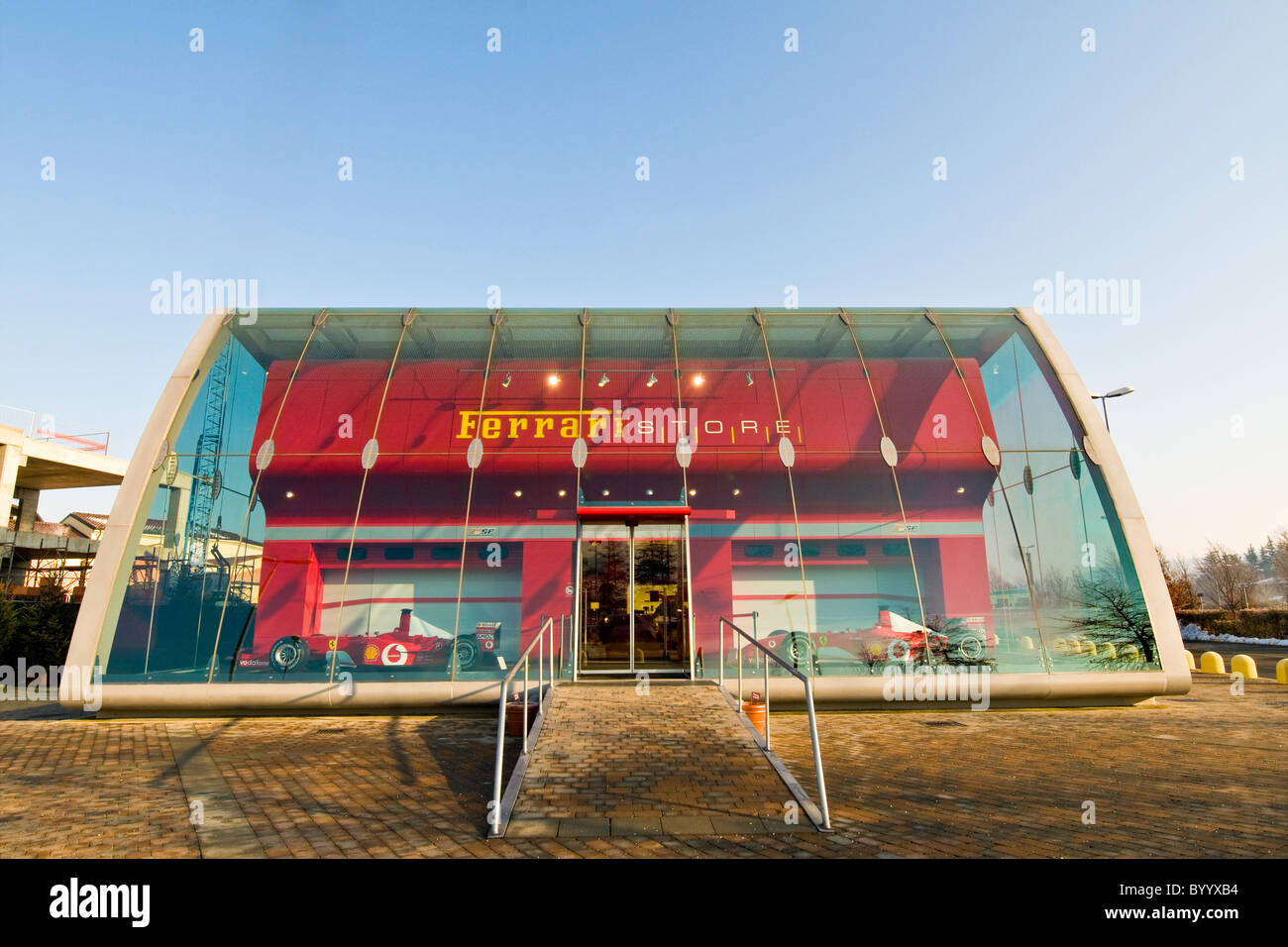 wholesale dealer 8c690 9b5ae Ferrari store, Designer outlet, Serravalle Scrivia ...