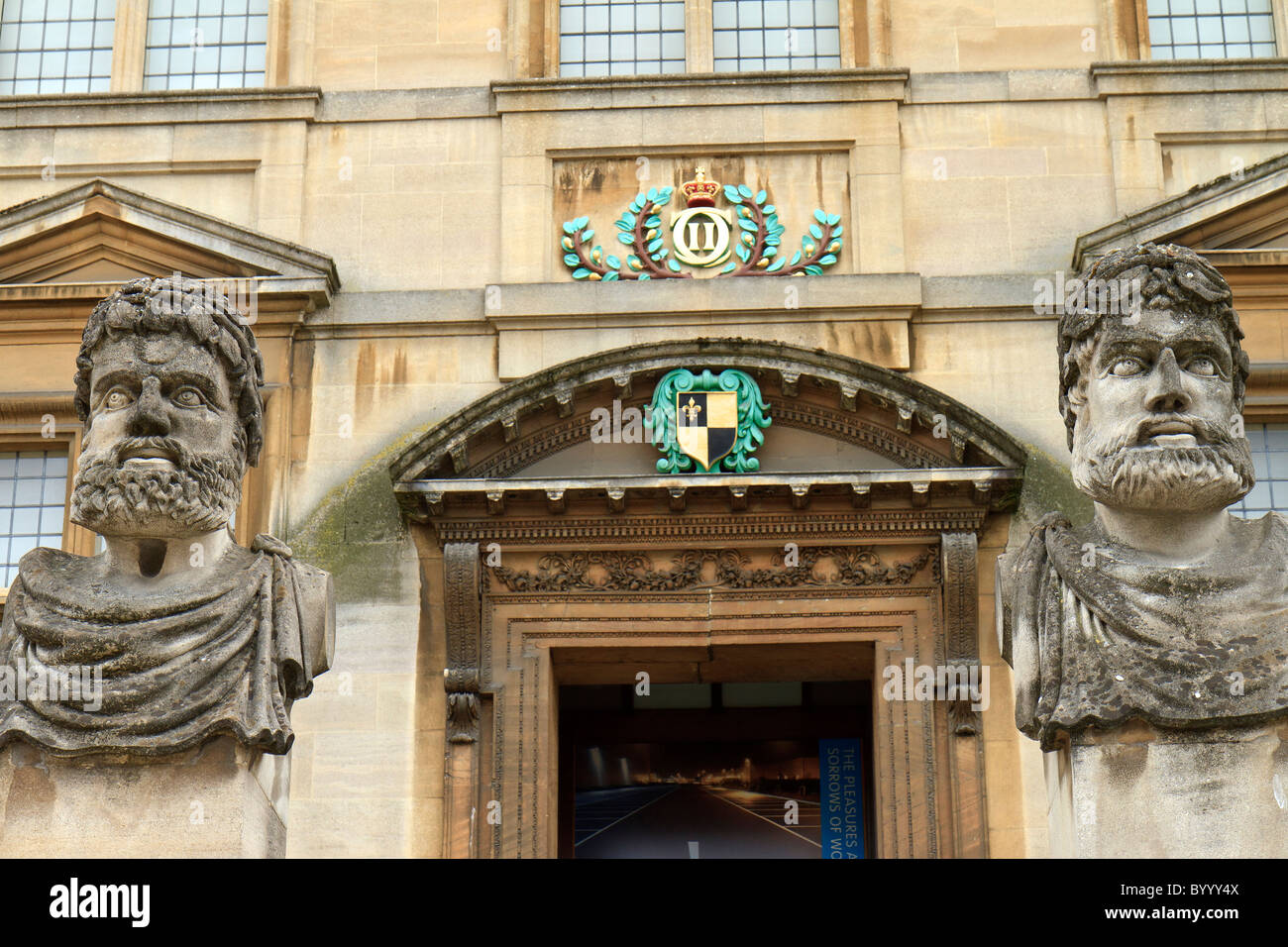 UK Oxford Museum Of History Of Science - Stock Image