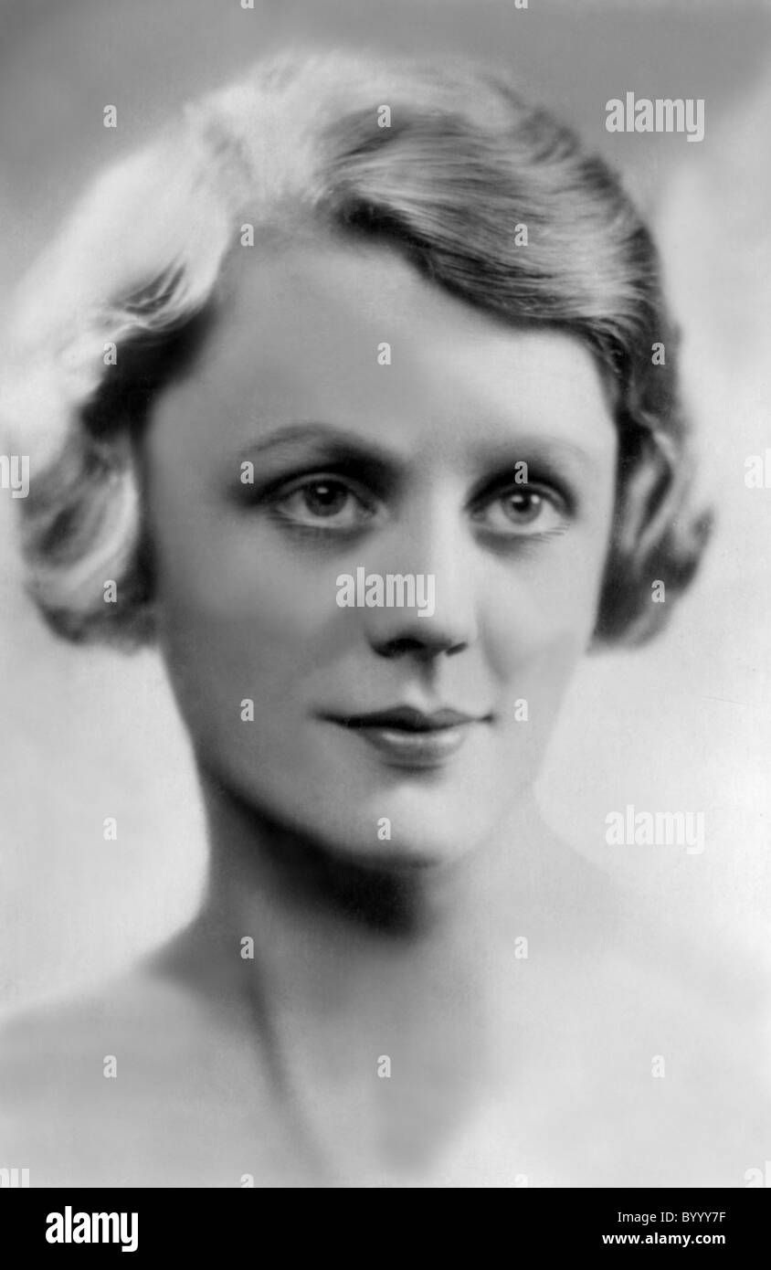 EDNA BEST ACTRESS (1920) - Stock Image