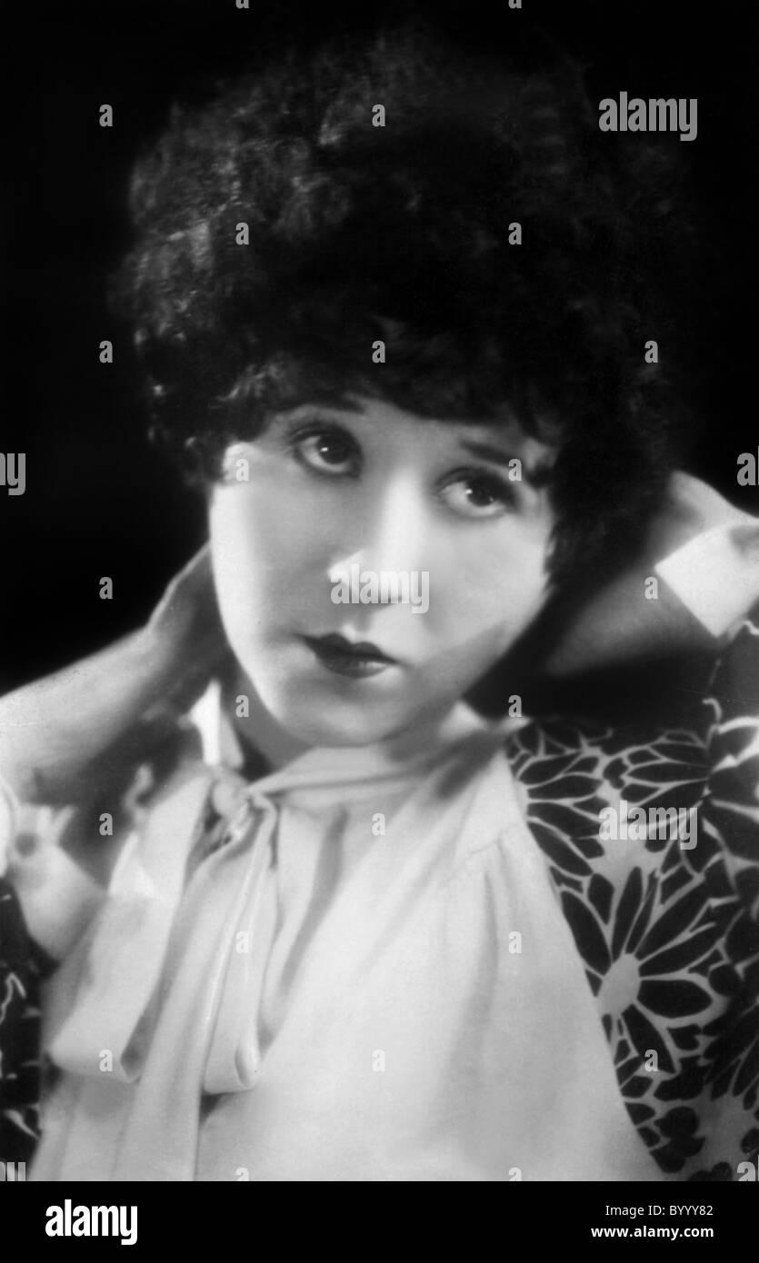 ALBERTA VAUGHN ACTRESS (1926) - Stock Image