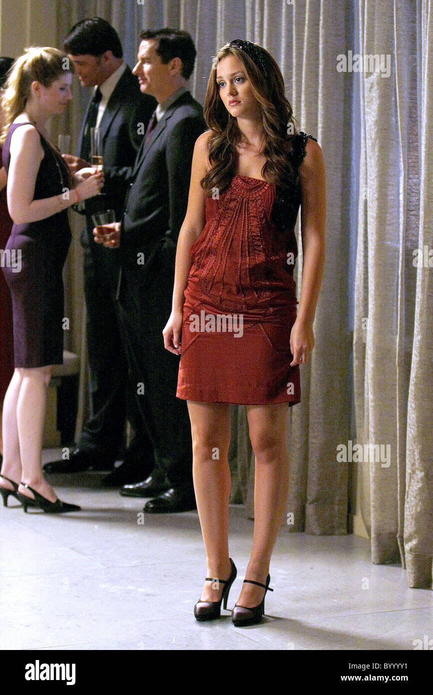Blair Waldorf Stock Photos & Blair Waldorf Stock Images - Alamy