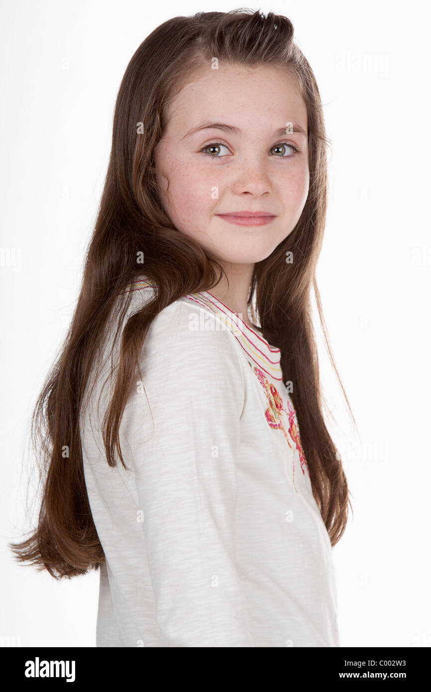 Still 8 year old girl