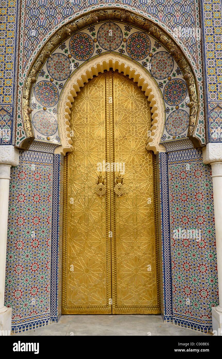 Zellige Tiles Fes Morocco Stock Photos & Zellige Tiles Fes Morocco ...