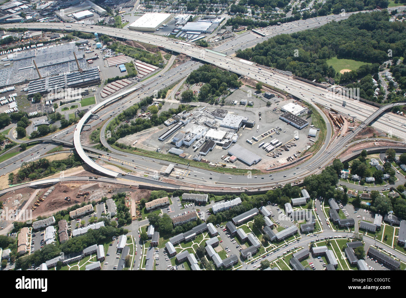 Highway Interchange Stock Photos Highway Interchange Stock Images Alamy