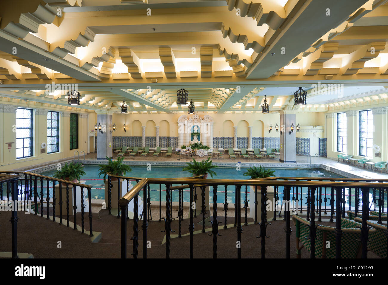 swimming pool medinah athletic club now the hotel intercontinental