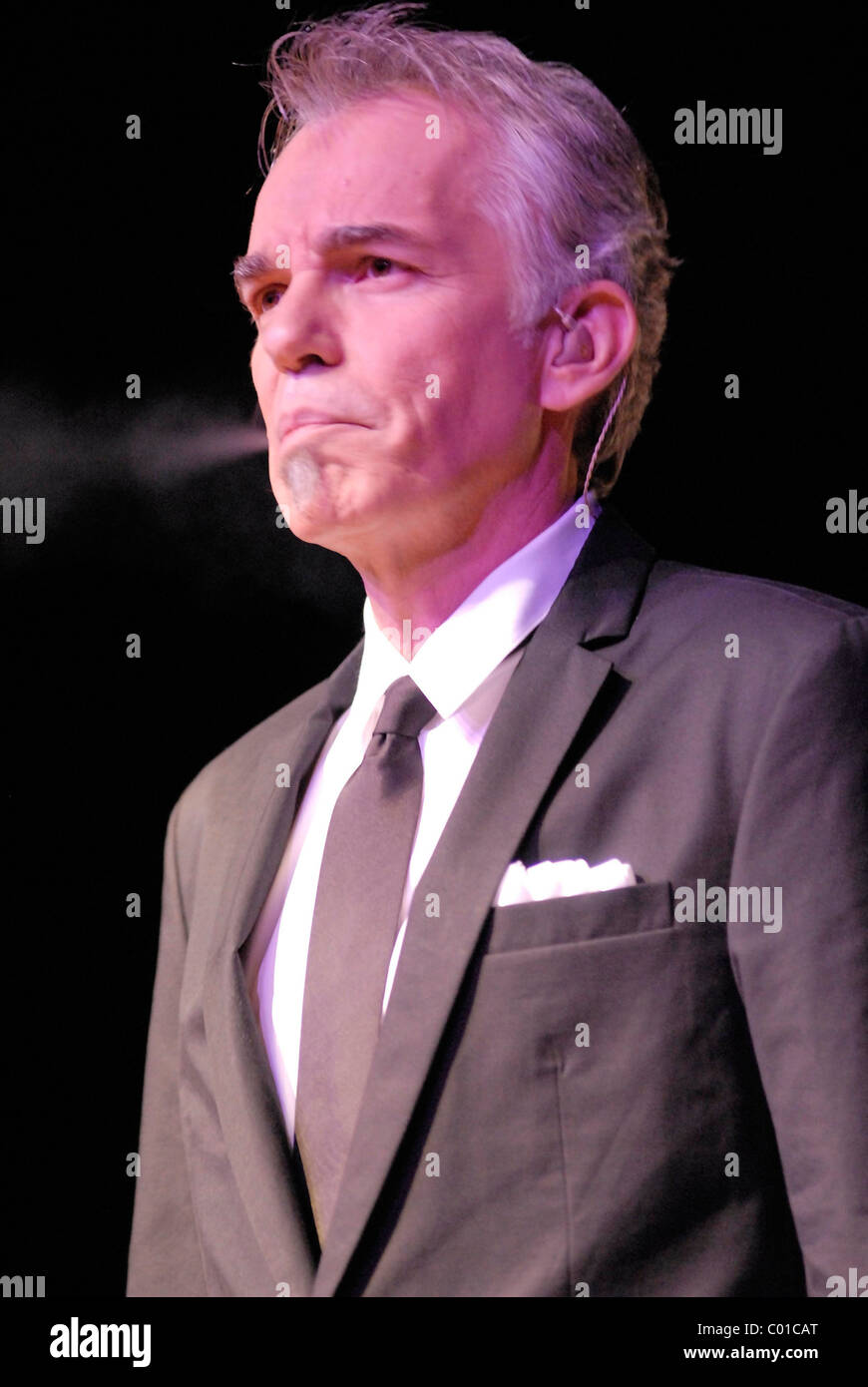 Billy Bob Thornton - 2020 Grey hair & hair style.