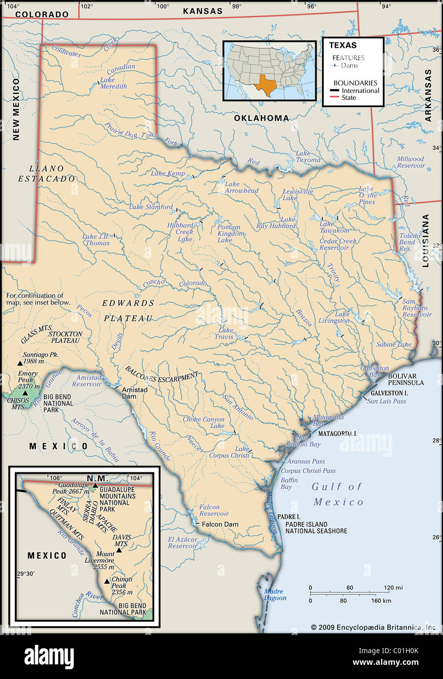 Physical map of Texas Stock Photo: 34456035 - Alamy on elevation map of texas, climate map of texas, most detailed map of texas, landforms of texas, map of austin texas, guadalupe peak texas, rivers of texas, geography of texas, thematic map of texas, all cities in texas, grid map of texas, topographical map of texas, satellite map of texas, road map of texas, region of texas, mountains of texas, product map of texas, political map of texas, flag of texas, relief map of texas,