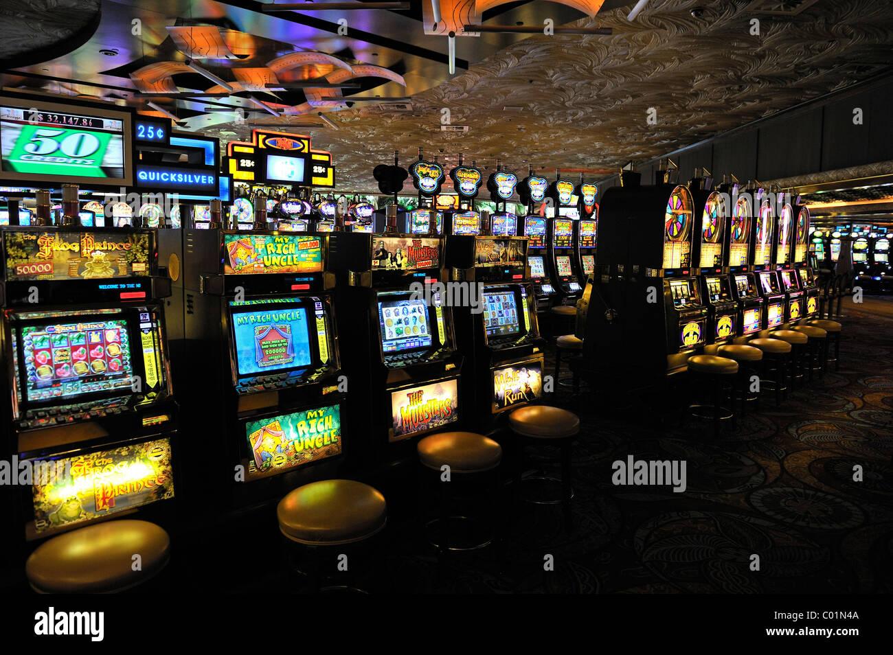 las vegas casino slot