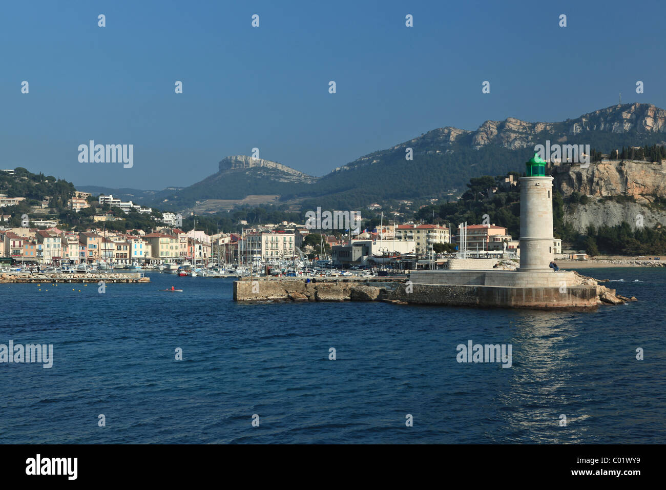 Cassis (France) - Stock Image