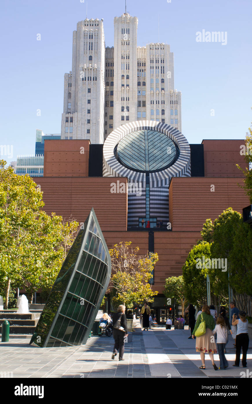 San francisco museum of modern art sfmoma san francisco for San francisco museum of art