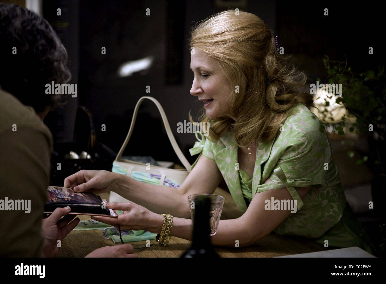 PATRICIA CLARKSON WHATEVER WORKS (2009) - Stock Image