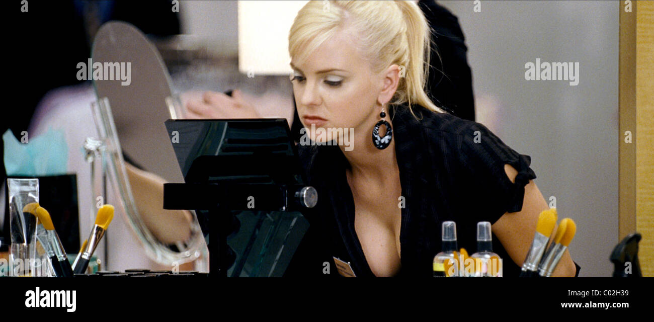 ANNA FARIS OBSERVE AND REPORT (2009) - Stock Image