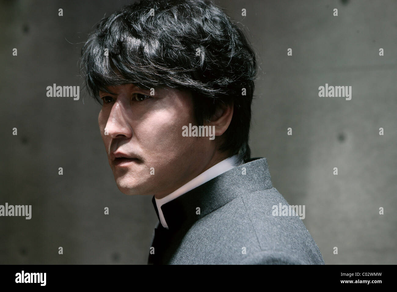 KANG-HO SONG THIRST; BAKJWI (2009) Stock Photo