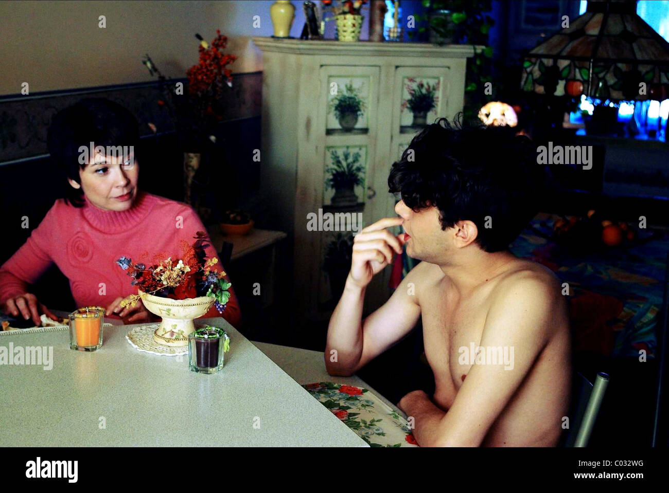 ANNE DORVAL & XAVIER DOLAN I KILLED MY MOTHER; J'AI TUE MA MERE (2009) - Stock Image