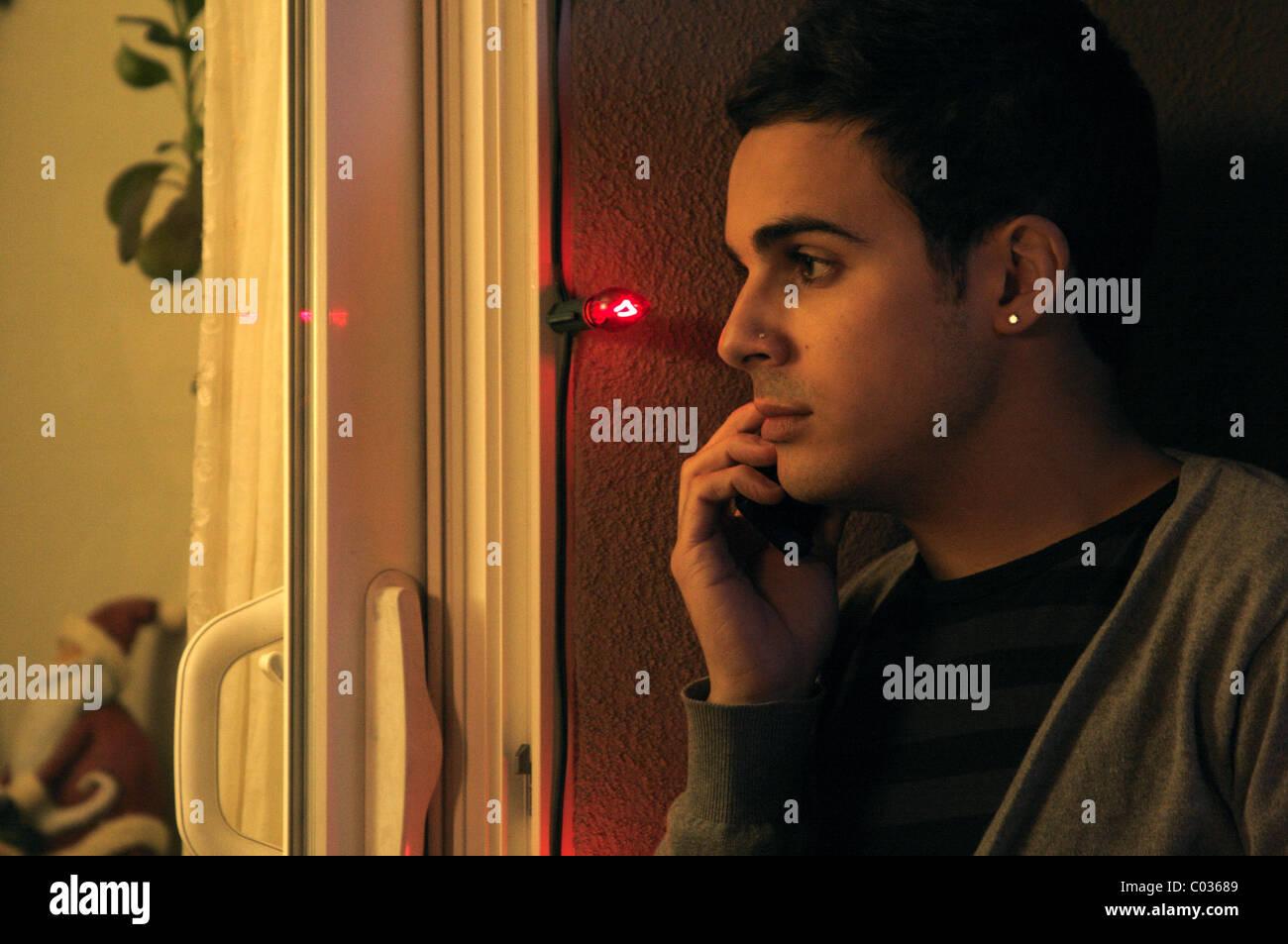 ADAMO RUGGIERO MAKE THE YULETIDE GAY (2009) - Stock Image