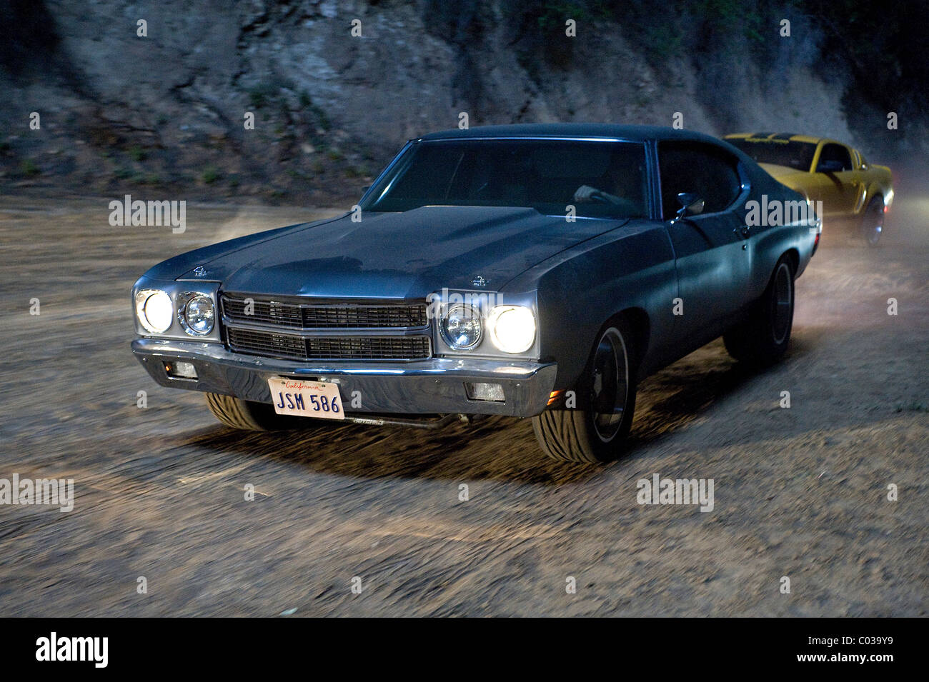 Chevy Chevelle Stock Photos & Chevy Chevelle Stock Images - Alamy