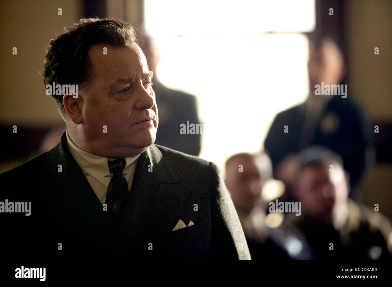 PETER GERETY PUBLIC ENEMIES (2009) - Stock Image