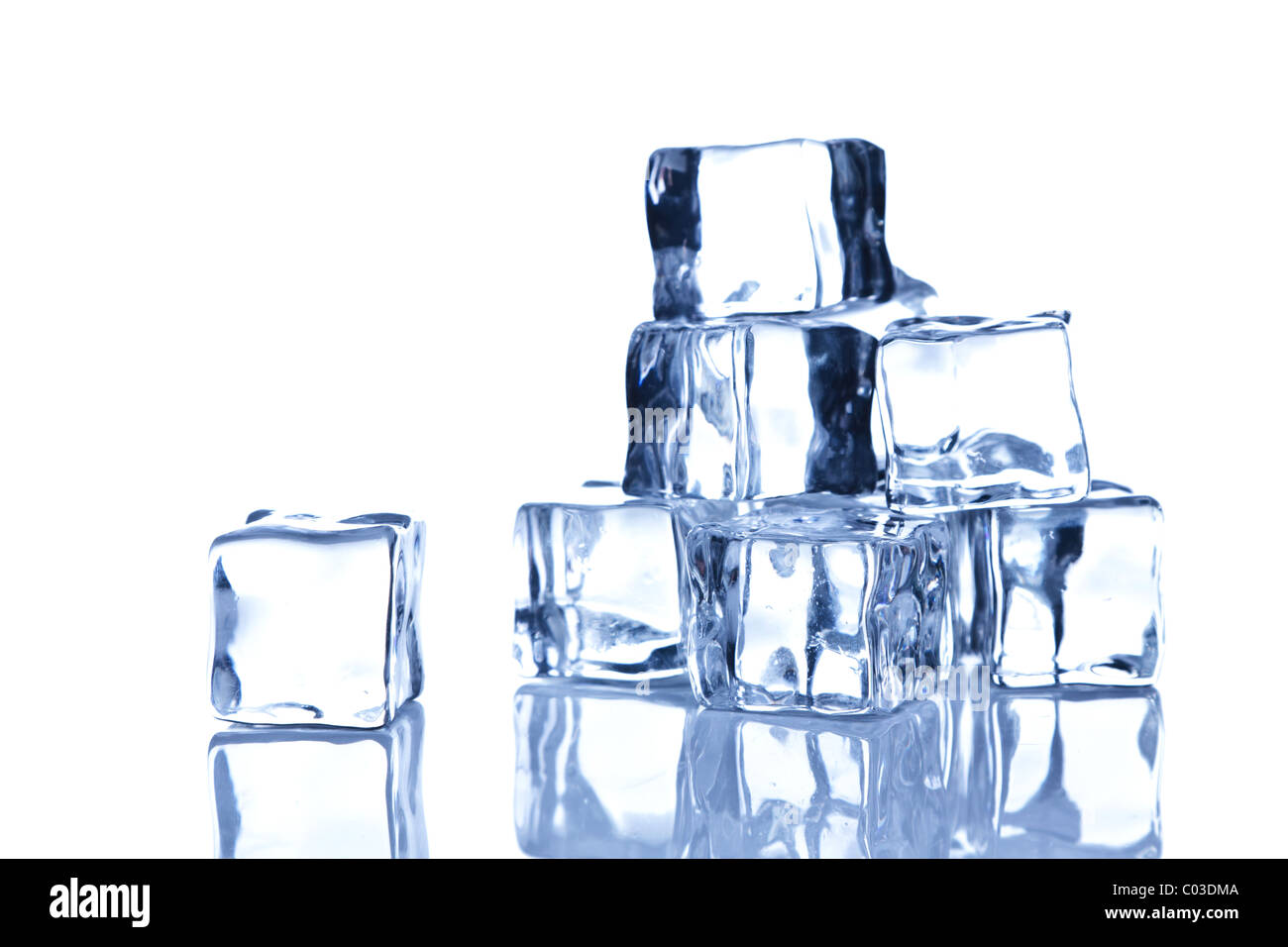 Ice Cubes Cut Out Stock Photos Ice Cubes Cut Out Stock Images Alamy