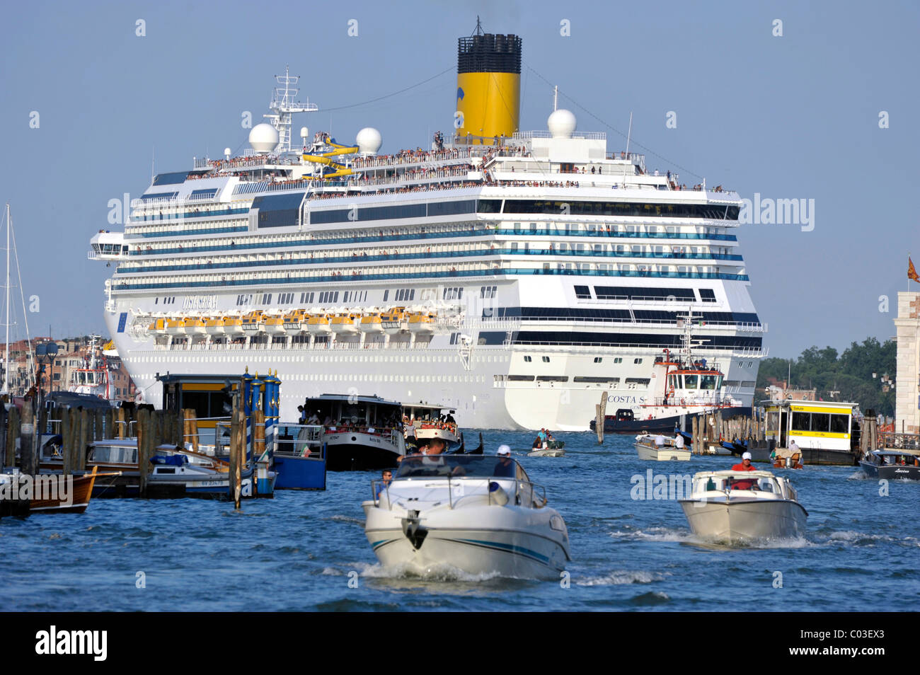 Marco cruise