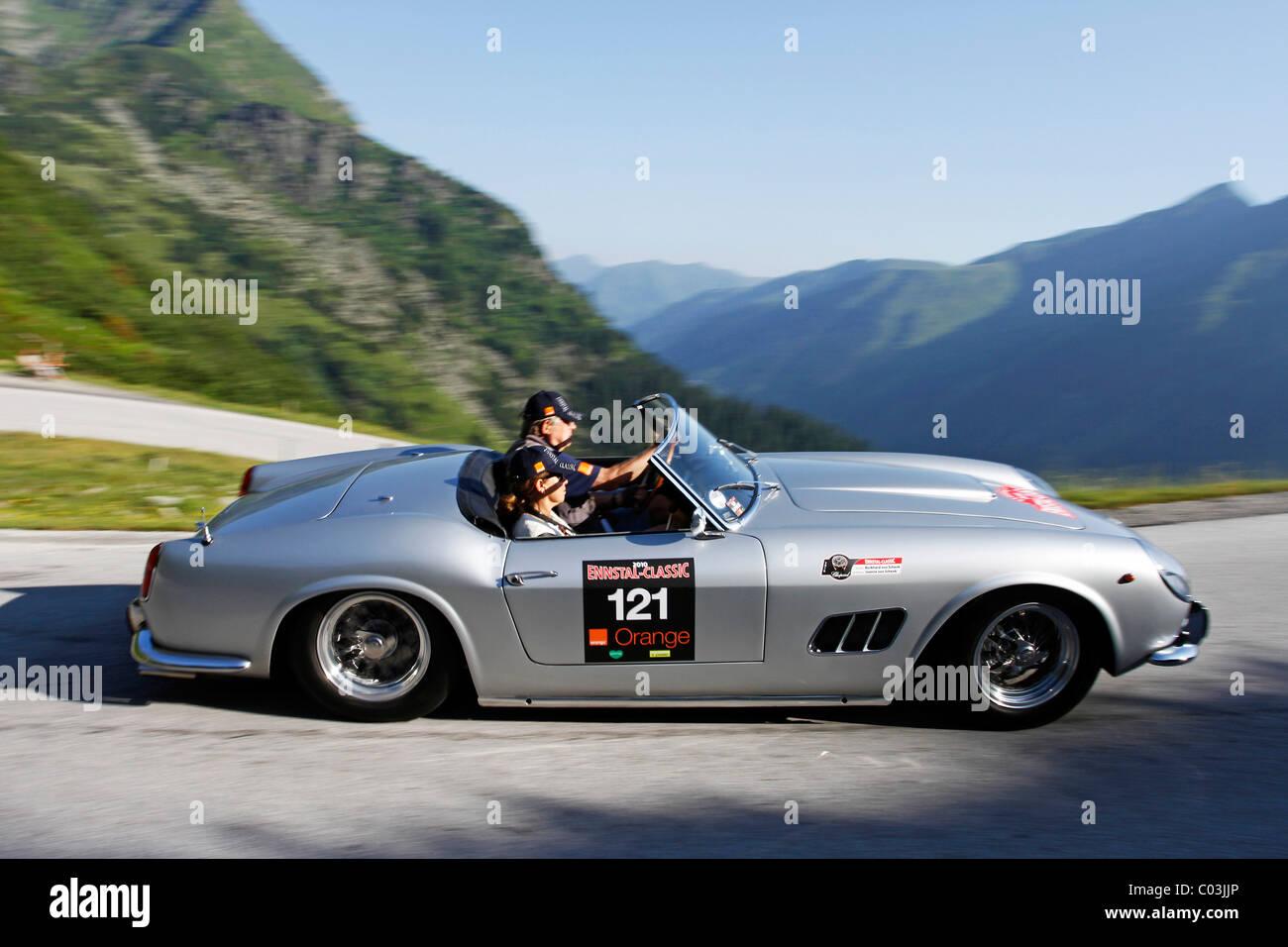 Ferrari 250 Gt Swb California Spyder Built In 1961 One Of The Most