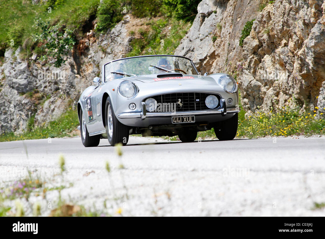 Ferrari 250 Gt Swb California Spyder Built In 1961 One Of The Most Stock Photo Alamy