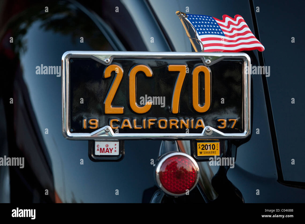 Black Number Plate Stock Photos & Black Number Plate Stock Images ...