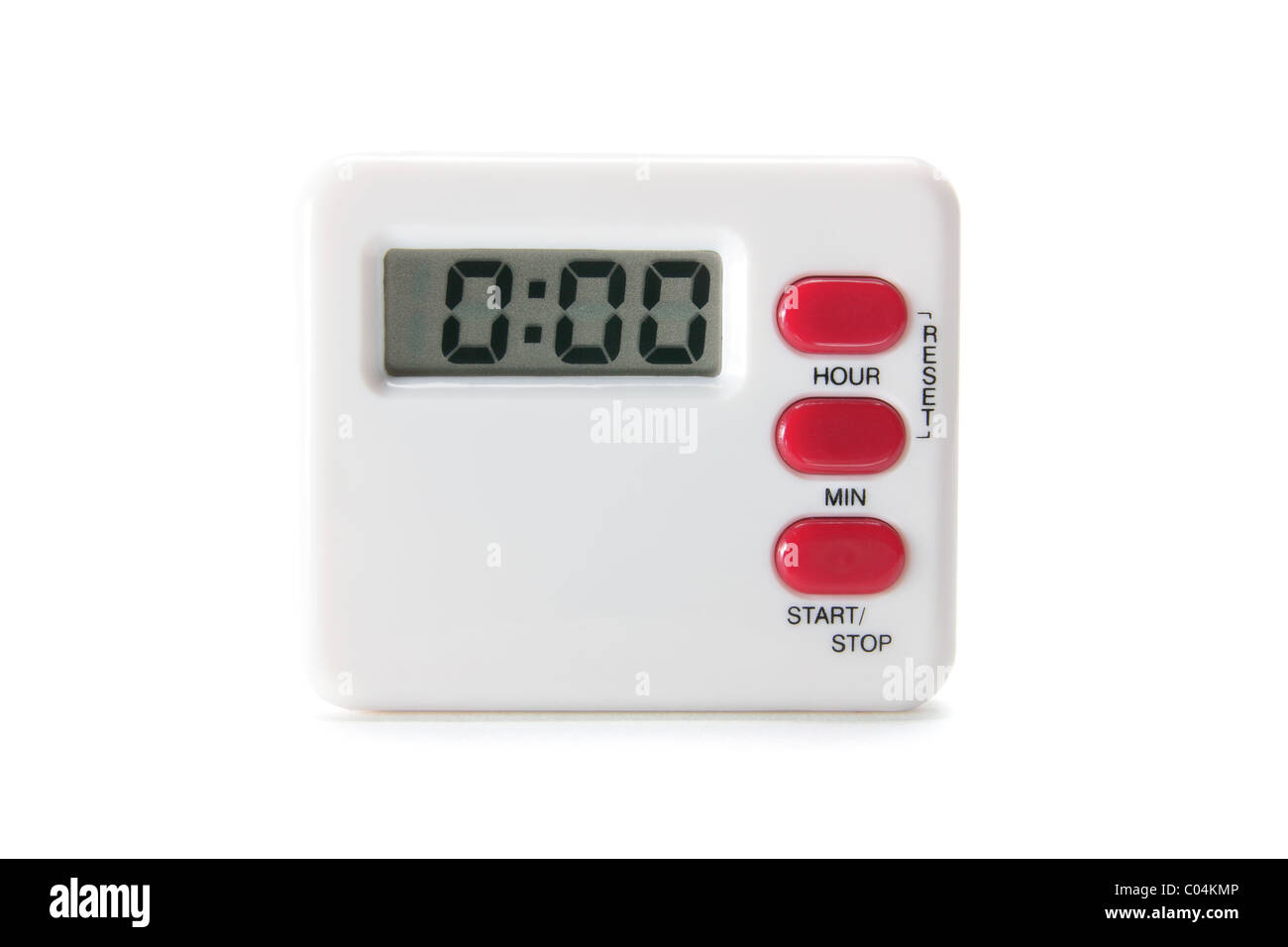Kitchen Timer - Stock Image