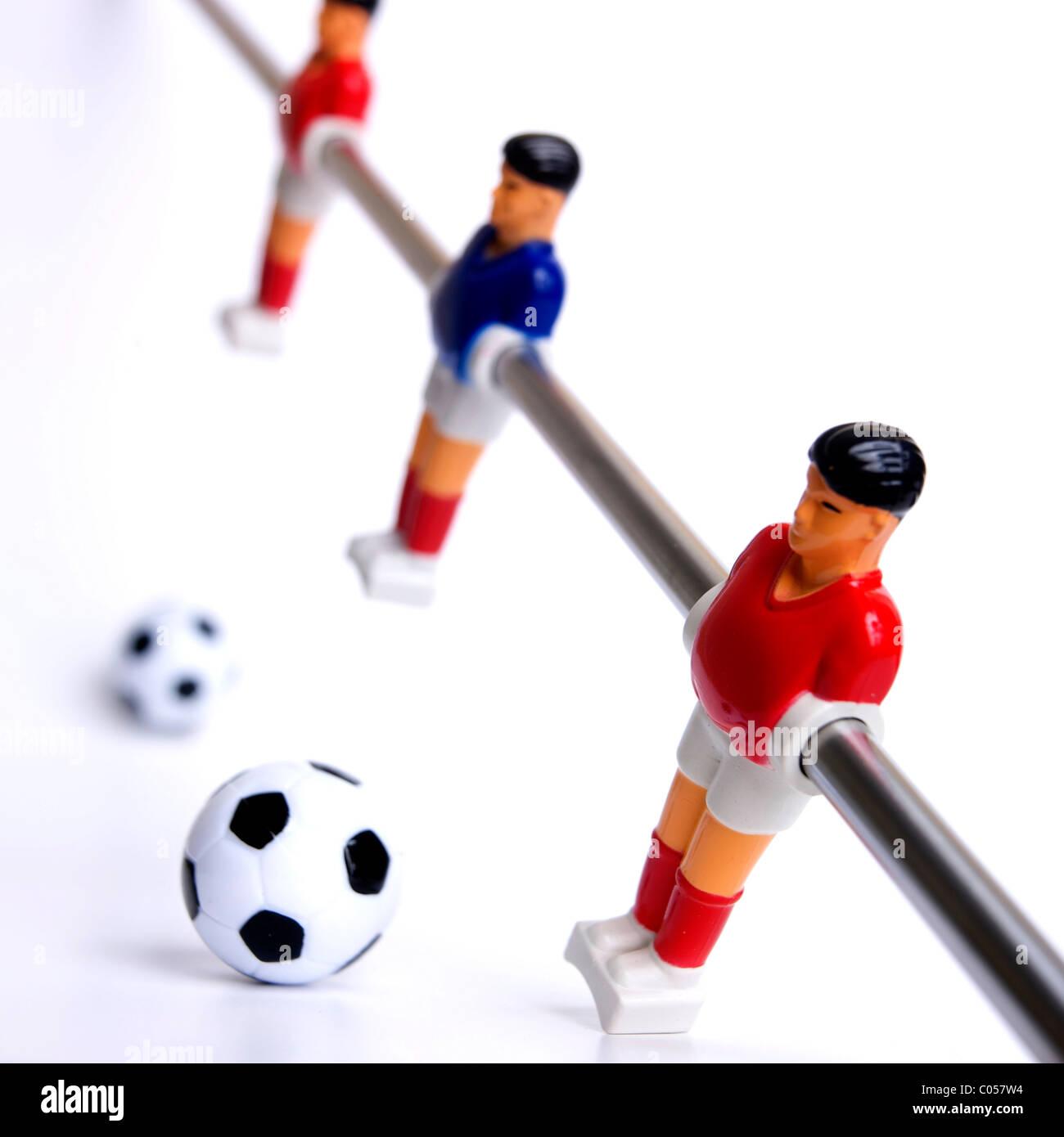 Table football / soccer - Stock Image