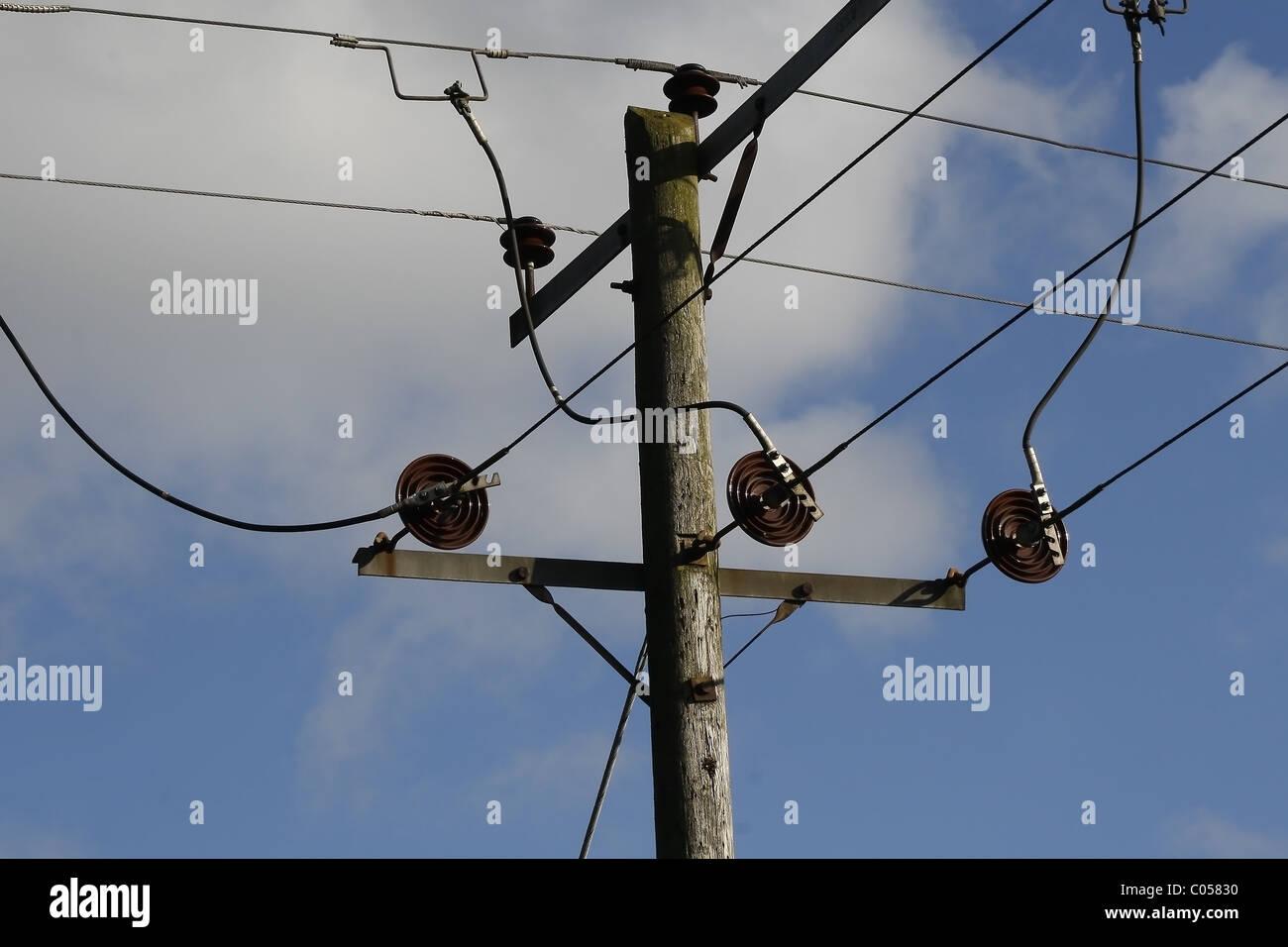 Electric Telegraph Stock Photos & Electric Telegraph Stock Images ...
