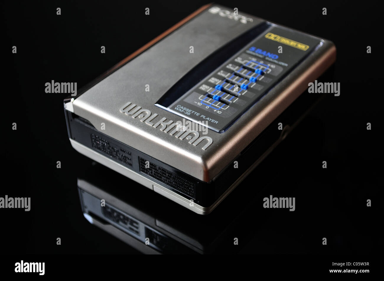 Sony Walkman Stock Photo