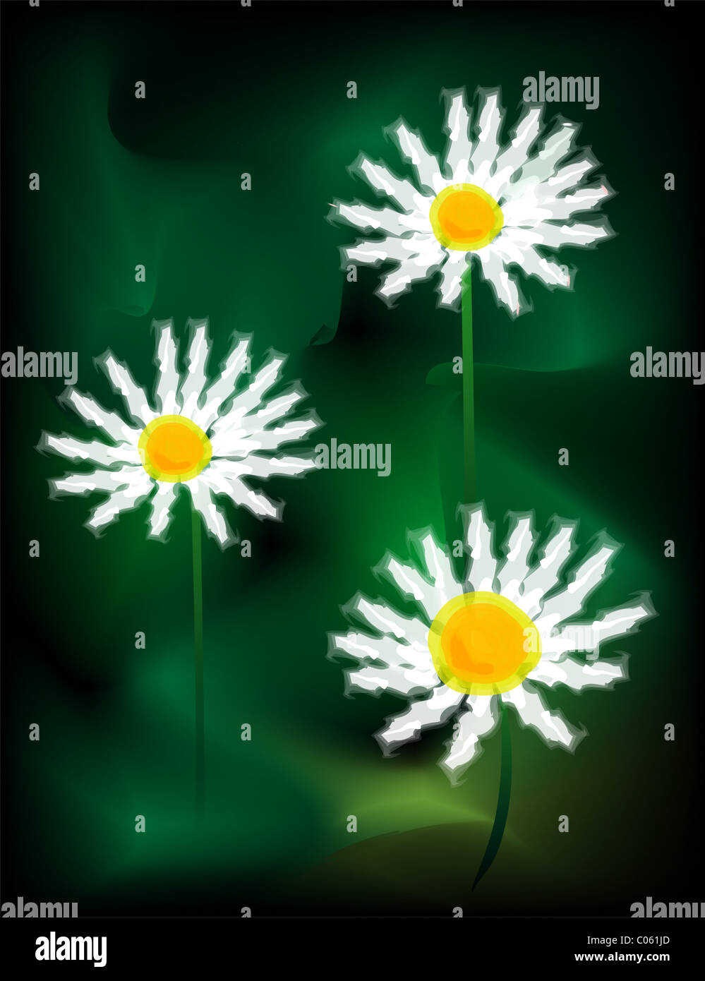 Digital painting flower artist experiencing stock photos digital digital painting of flowers in colour background the artist is experiencing the beauty of the izmirmasajfo