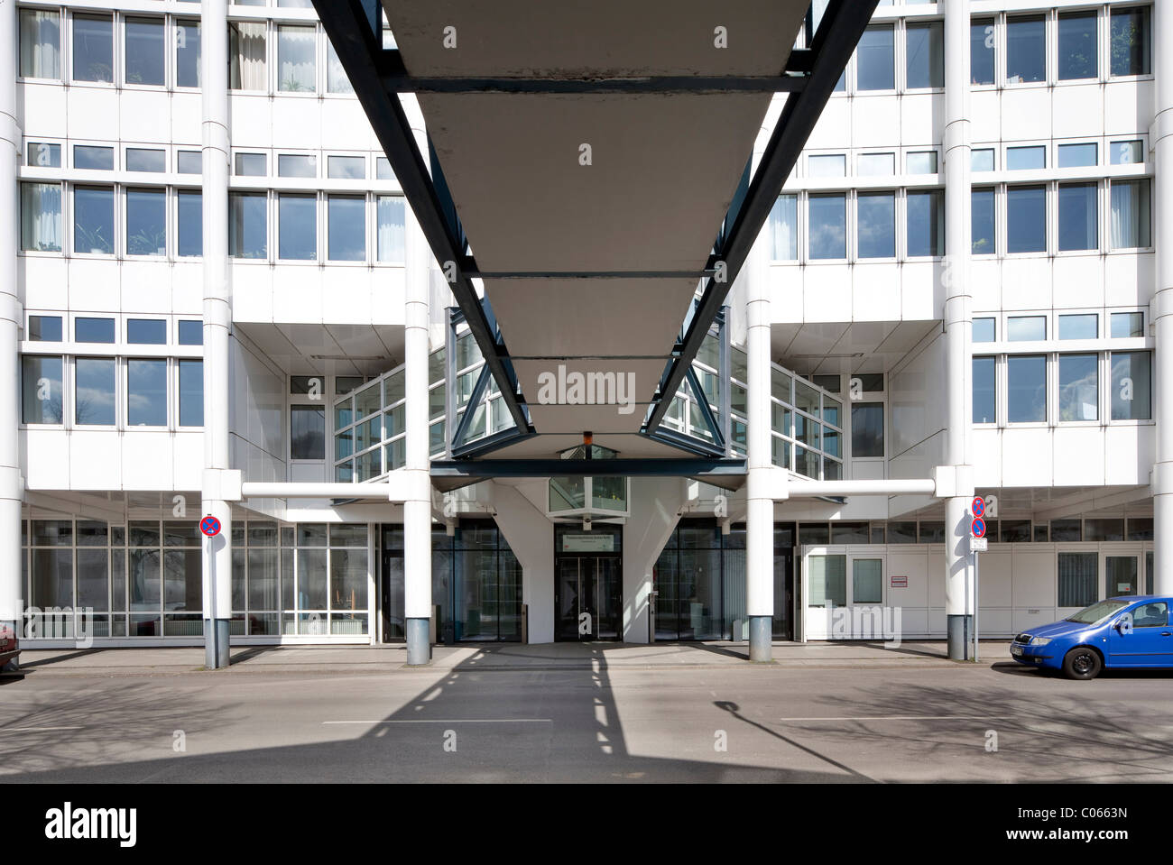 Fraunhofer Institute for Production Systems and Design Technology, Charlottenburg, Berlin, Germany, Europe - Stock Image