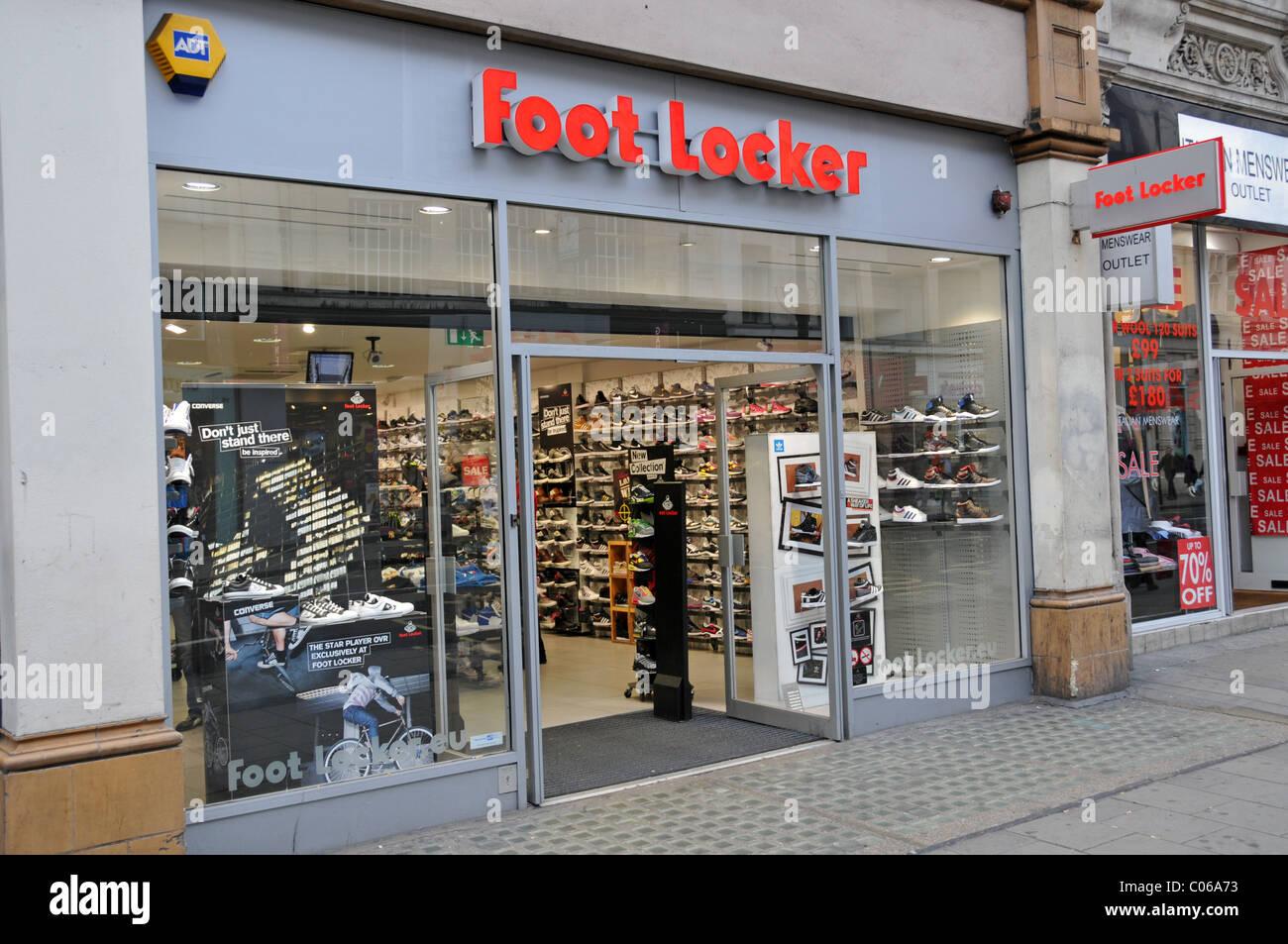 Foot Locker fashion shoes urban street shoes teenagers teen ...