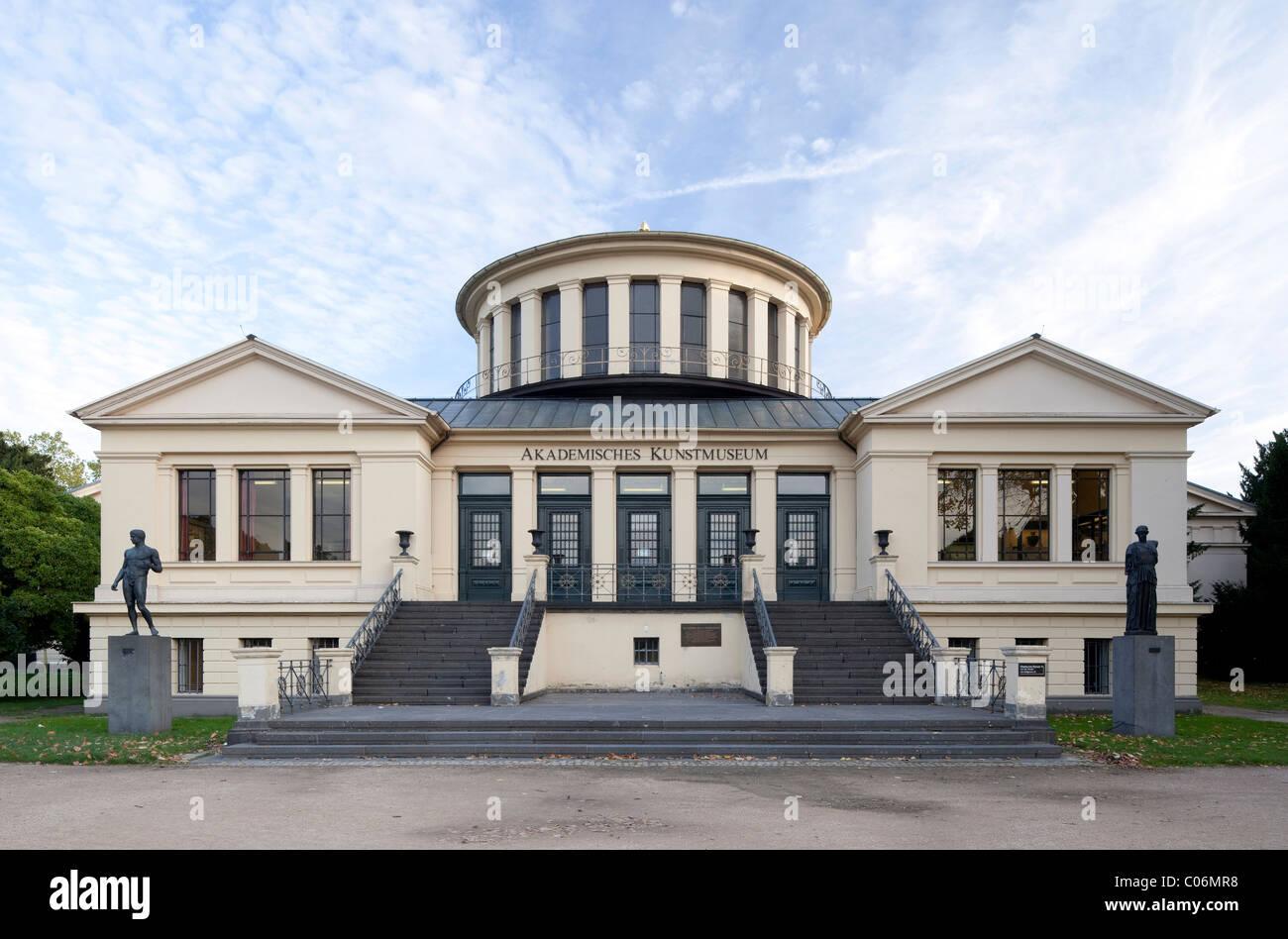 Academic Art Museum, Bonn, Rhineland, North Rhine-Westphalia, Germany, Europe - Stock Image
